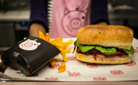 How veganism is taking over the German capital