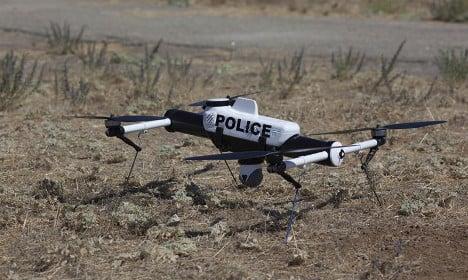 Malmö police deploy drone to catch fire-starters
