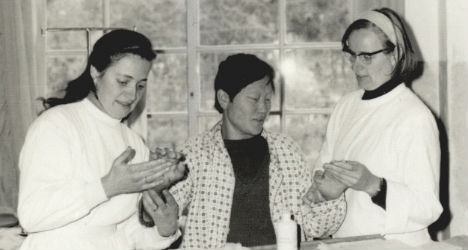 Austrian nuns recommended for Nobel Peace Prize