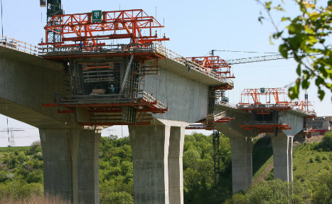 Germany's first 'intelligent' bridge to open in Nuremberg