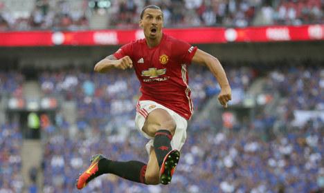 Zlatan says he's just 'confident, not arrogant'