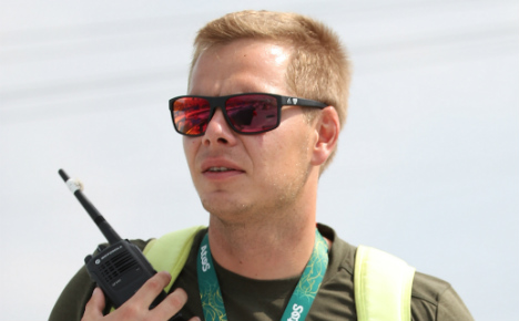 German Olympic canoe coach dies after taxi crash
