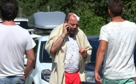 'We only heard their cats': quake sorrow of Italian village