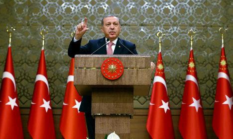 Sweden delays sending back Erdogan dissenters