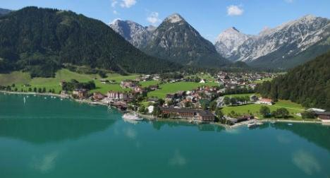 OAP spends night alone on an Austrian mountain