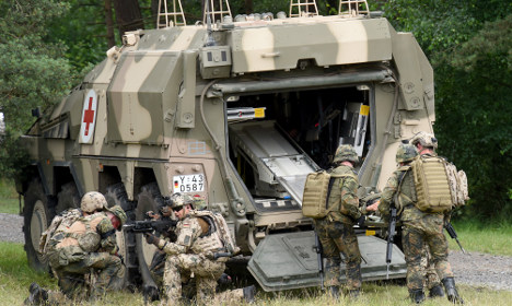 Germany to chart first civil defence plan since Cold War