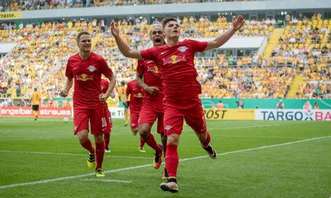 Upstarts RB Leipzig plan to go right to top of Bundesliga