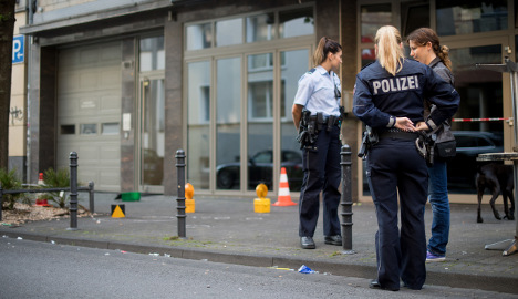 Man injured in 'knife and gun' attack in Cologne