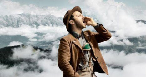 Learn to yodel on an Austrian mountaintop