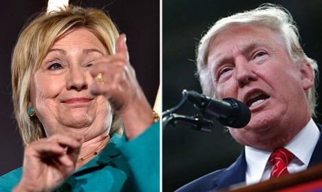 'It is important for Norway that Hillary Clinton is elected'