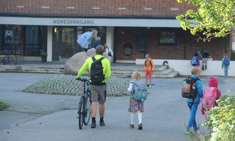 Four of ten immigrant children in Norway live in poverty