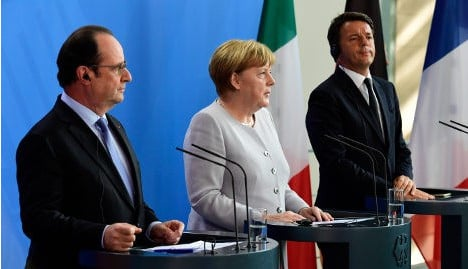 Hollande to talk Brexit with EU leaders