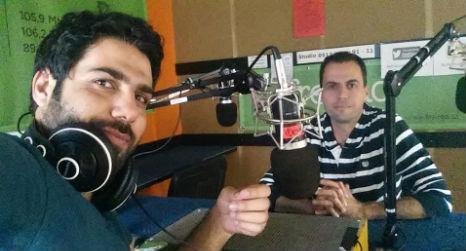 Refugee journalists set up radio programme in Austria