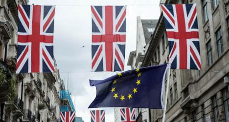 Survey: Swiss optimistic about Brexit effect