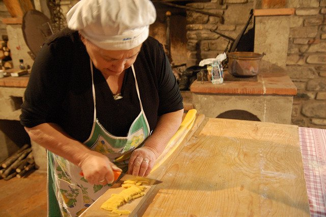 So why do pasta-loving Italians live such long lives?