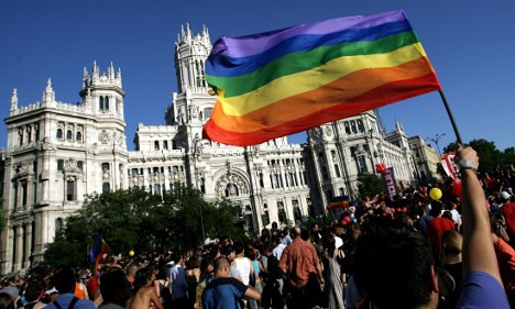 Madrid LGBT group takes action over 'gay cure therapy'