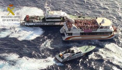 Mallorca and Ibiza clampdown on rowdy tourist 'party boats'