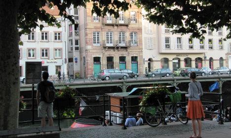 Jewish man stabbed in Strasbourg knife attack