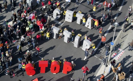 Vice-Chancellor: TTIP trade deal is dead