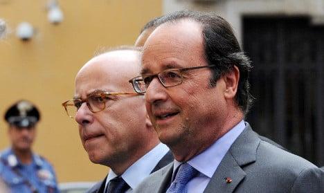 France's Hollande says feels 'urge' to run again in 2017