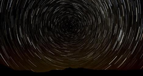 Top tips for watching the meteor shower in Switzerland