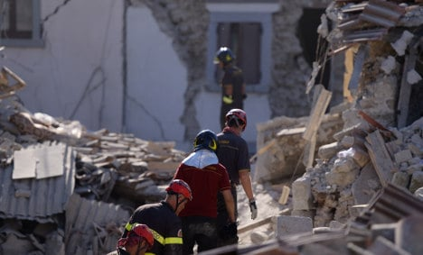 Italy earthquake death toll revised down to 241