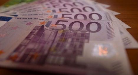 Drug dealer makes off with €100K of Austrian police cash