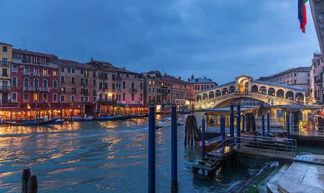 More than half of Italians haven't heard of Rialto Bridge