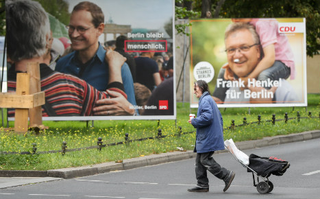 The weirdest party slogans from Berlin's state elections