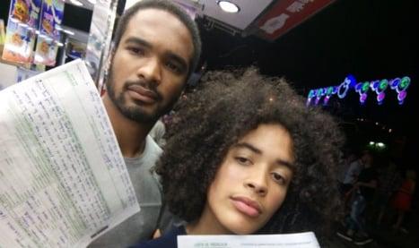 Black actor refused entry at Malaga fair in 'racist slur'