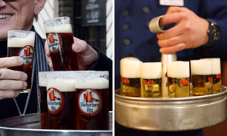 Study finds rival Rhineland beers 'actually taste the same'