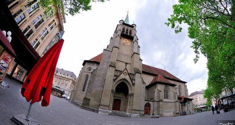 Suspect package sparks false alarm in Lausanne