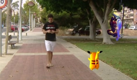 Pokémon Go: Spanish man becomes first to 'catch 'em all'