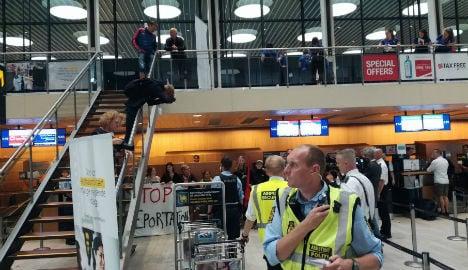 Denmark gives lesbian refugee last-minute reprieve