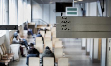 Asylum seekers leaving Sweden in record numbers