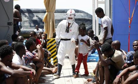 Some 6,500 migrants rescued off Libya: coastguard