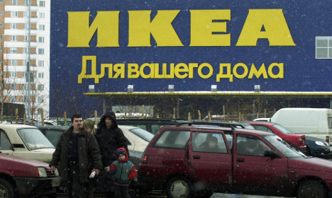 Ikea threatens to shelve Russia growth plans