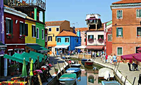 Why the Italian island of Burano is well worth the effort