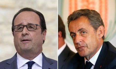 Déja vu? Familiar faces in France's presidential race