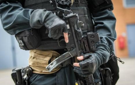 German police arrest Isis suspect, cite football plot