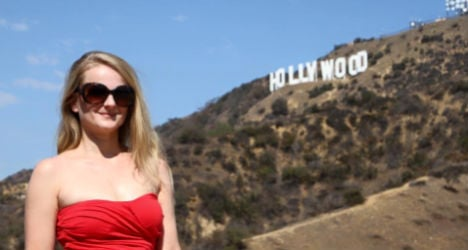 Swapping Austrian Alps for the Hollywood Hills