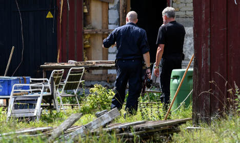 Human skeleton found on abandoned farm in Sweden