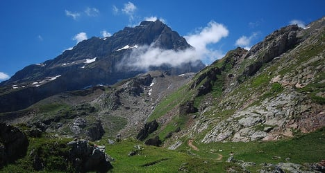 A shepherd and two hikers die in the Valais