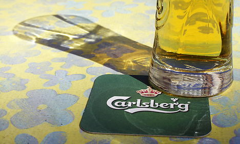 Carlsberg sales dip amid cost cutting measures