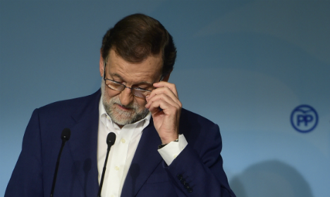 Rajoy says forming new government 'a wish'