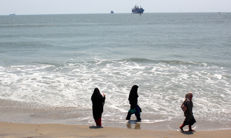 French court upholds Cannes burqini ban
