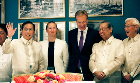 Norway talks spur hopes for Philippine peace deal