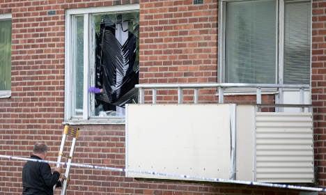 Boy, 8, dies in Swedish hand grenade blast