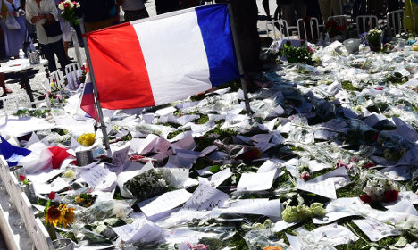 Man injured in Nice attack dies after three weeks in hospital