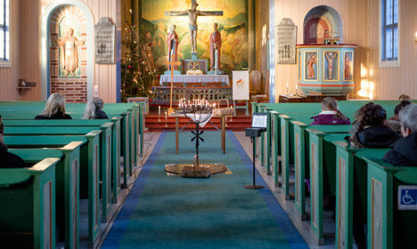 Faithful no more: Norway church suffers 1-click exodus